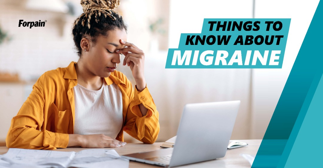 Things To Know About Migraine