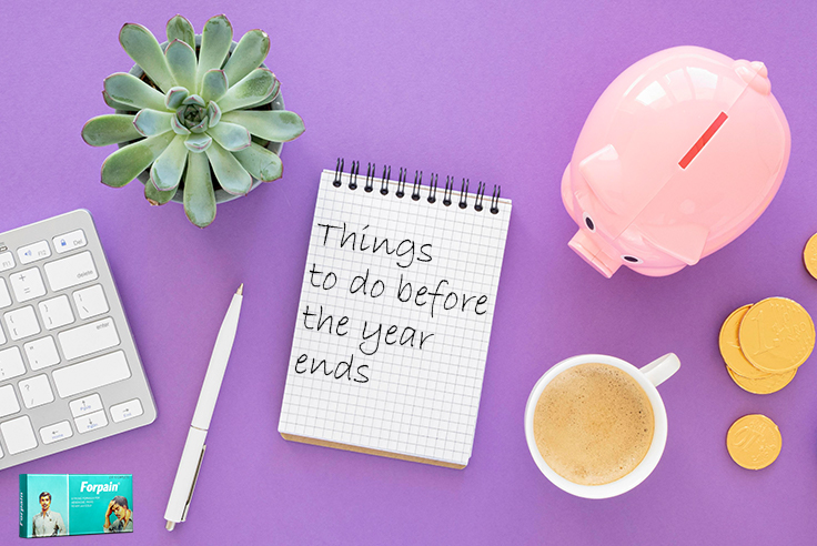 Things To Do Before The Year Ends